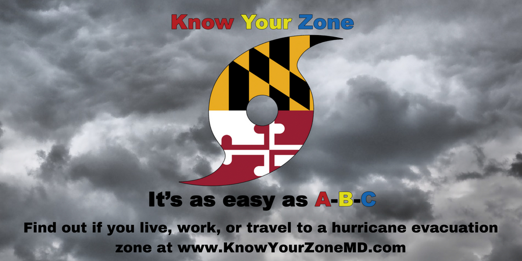 Know your Hurricane Evacuation Zone?